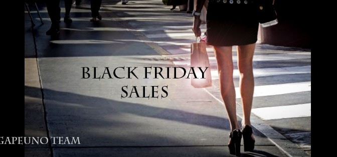 La moda del Black Friday